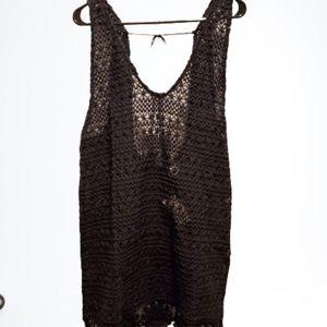 🐸 Plus Size Swimsuit Coverup